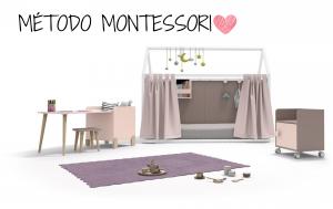 decoracion metodo montessori